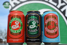 We'll have beer from Brooklyn Brewery on October 20th!