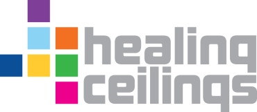 Healing Ceilings logo