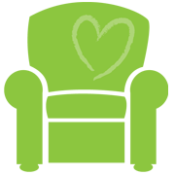 the green chair logo