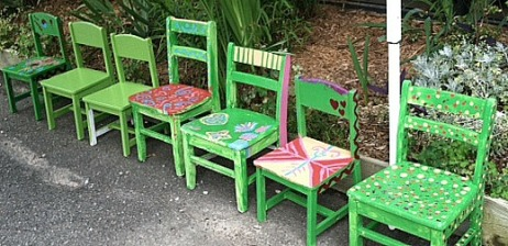 The Green Chair Project Assisting Those In Need In Wake