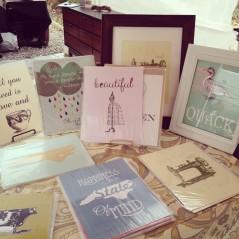 Gravel Road Prints