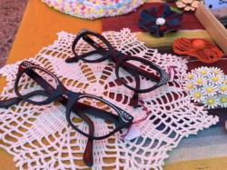 Gibson Girl glasses