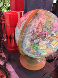Patina South Globe