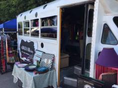 The Bazaar Shop Bus