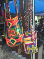 South American bags